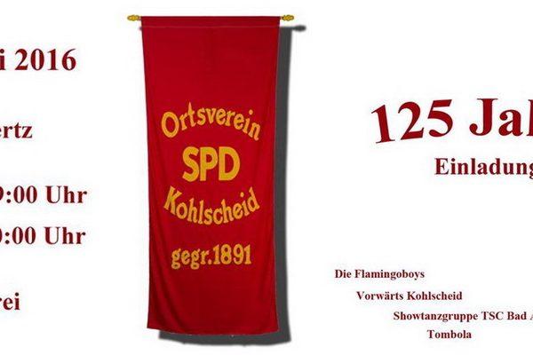 125 Jahre OV Kohlscheid