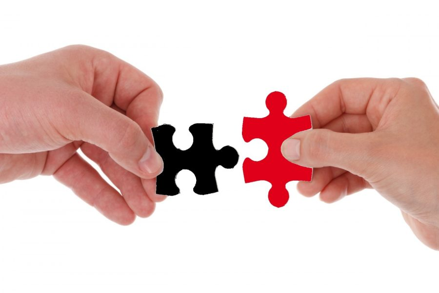 Symbolbild Kooperation