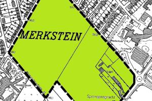 Grafik Bebauungsplan an der Herrenstraß