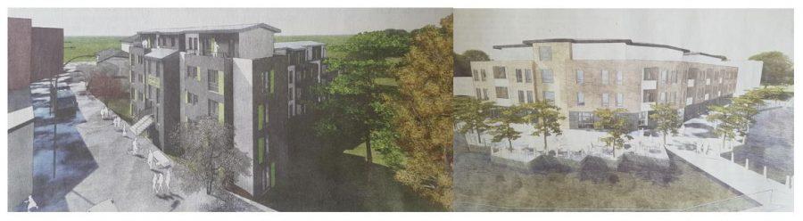 """""""Apartmenthaus Villa Marbaise"""" und """"Wohnen an der Wurmpromenade"""", Architekturbüro Weber"""