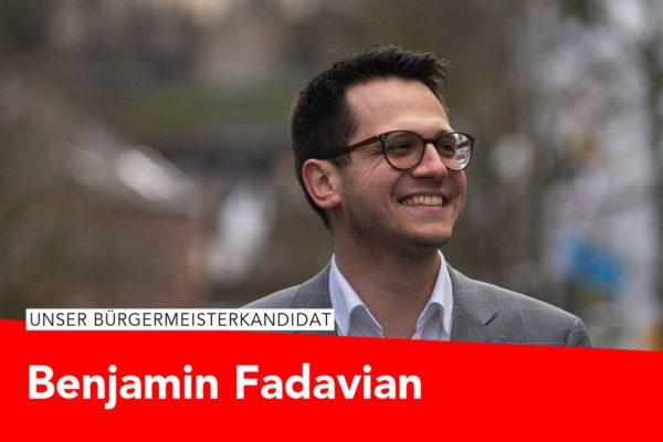 Foto Bürgermeisterkandidat